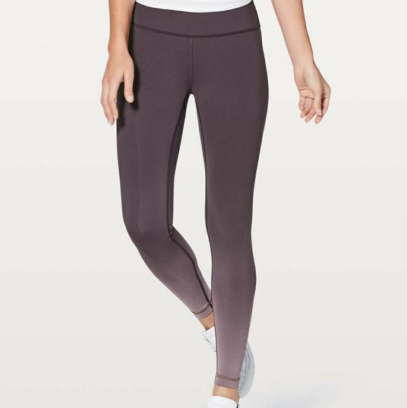 6d39caf6a4 lululemon athletica Pants | Lululemon Wunder Under Pant Hr Ombre ...